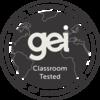 Global Educator Institute seal of endorcement