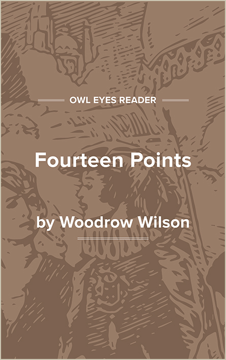 Fourteen Points Cover Image
