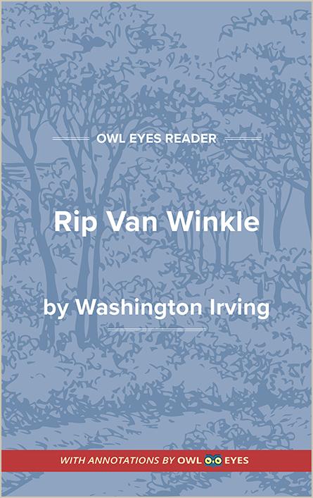 Rip Van Winkle Cover Image