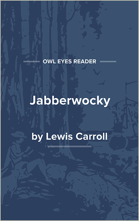 Jabberwocky Cover Image
