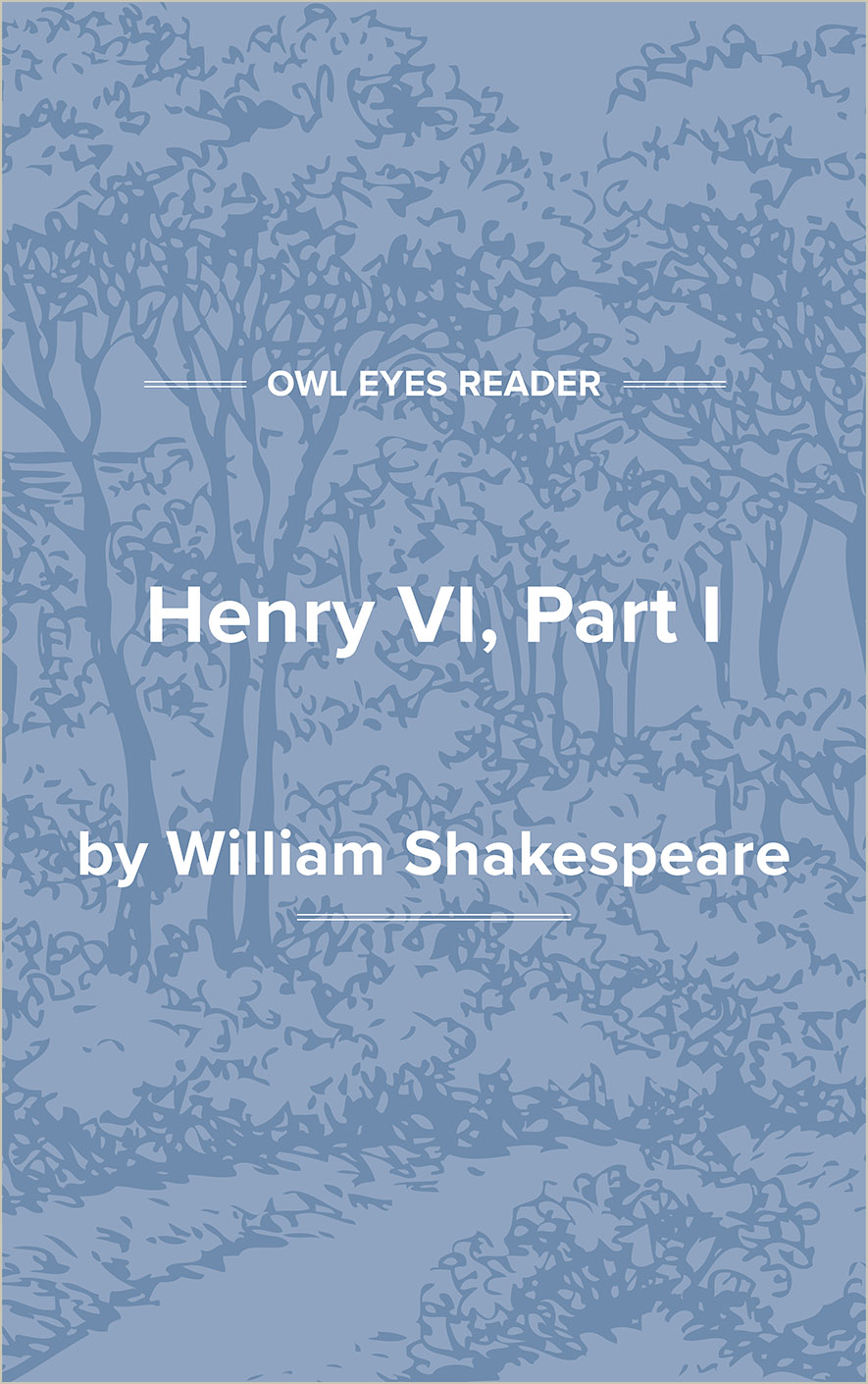 Henry VI, Part 1 Cover Image