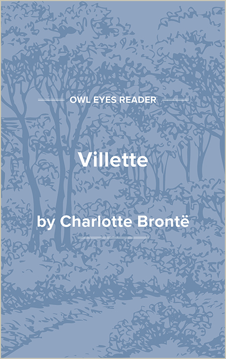 Villette Cover Image