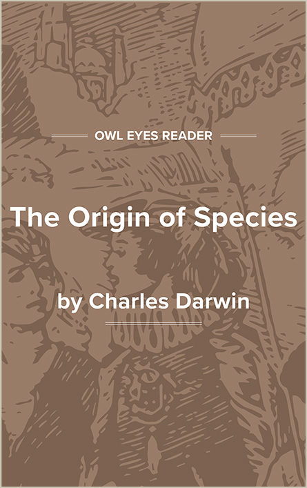 The Origin of Species Cover Image