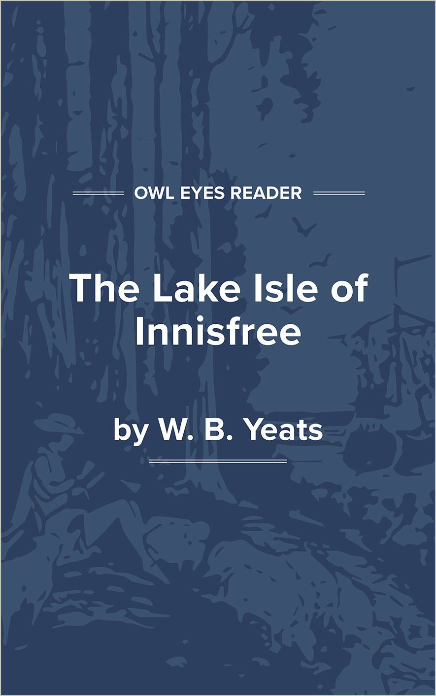 The Lake Isle of Innisfree Cover Image