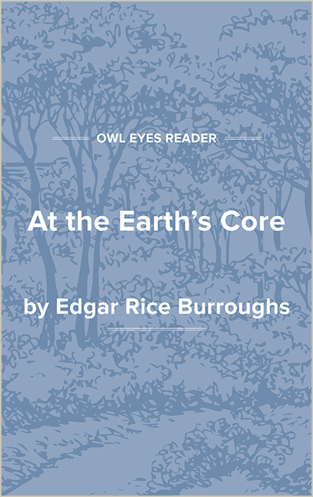 At the Earth's Core Cover Image