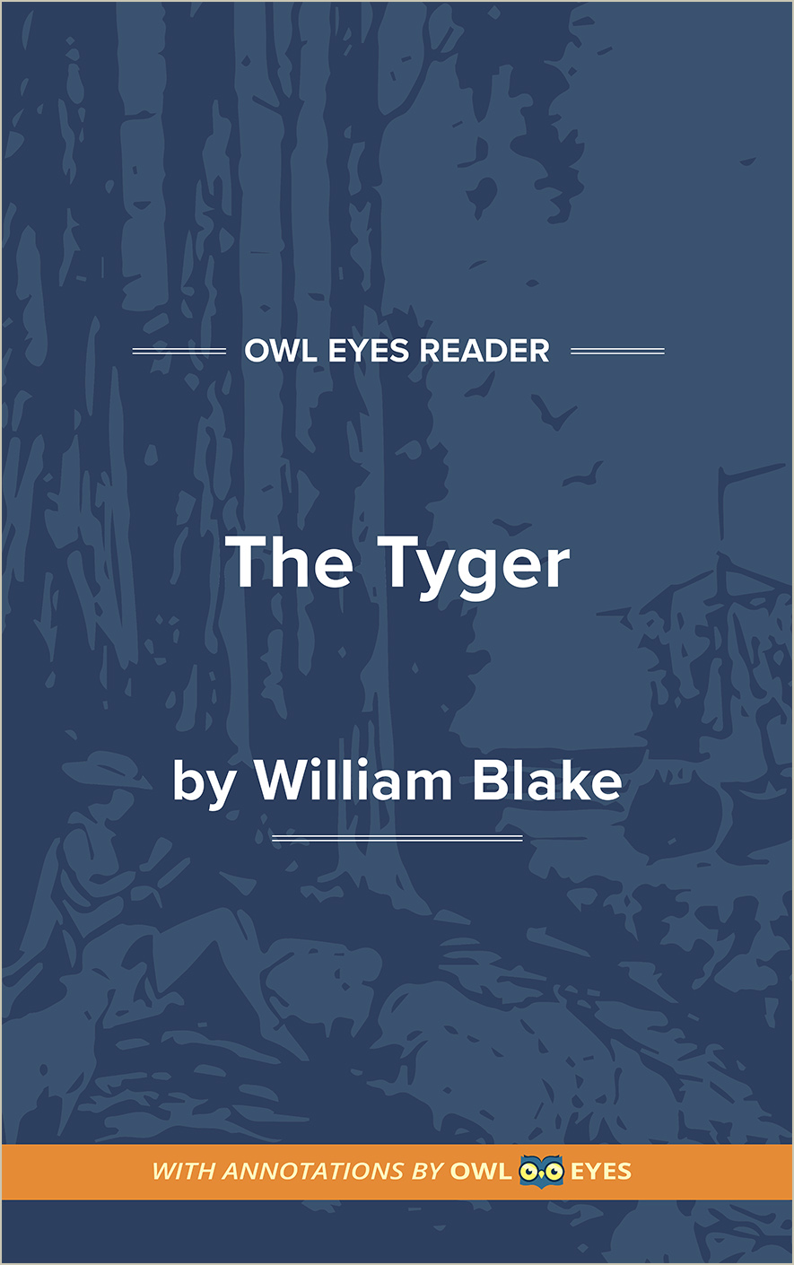The Tyger Cover Image