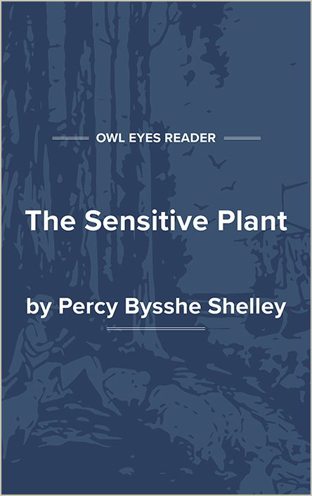 The Sensitive Plant Cover Image
