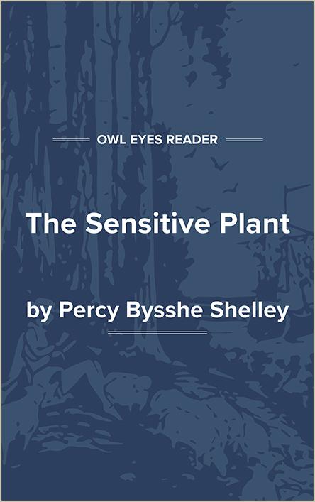 The Sensitive Plant Cover Image