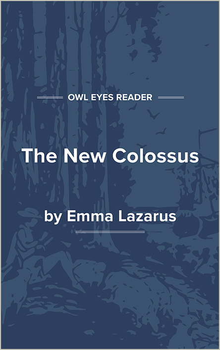 The New Colossus Cover Image
