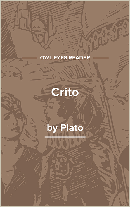 Crito Cover Image