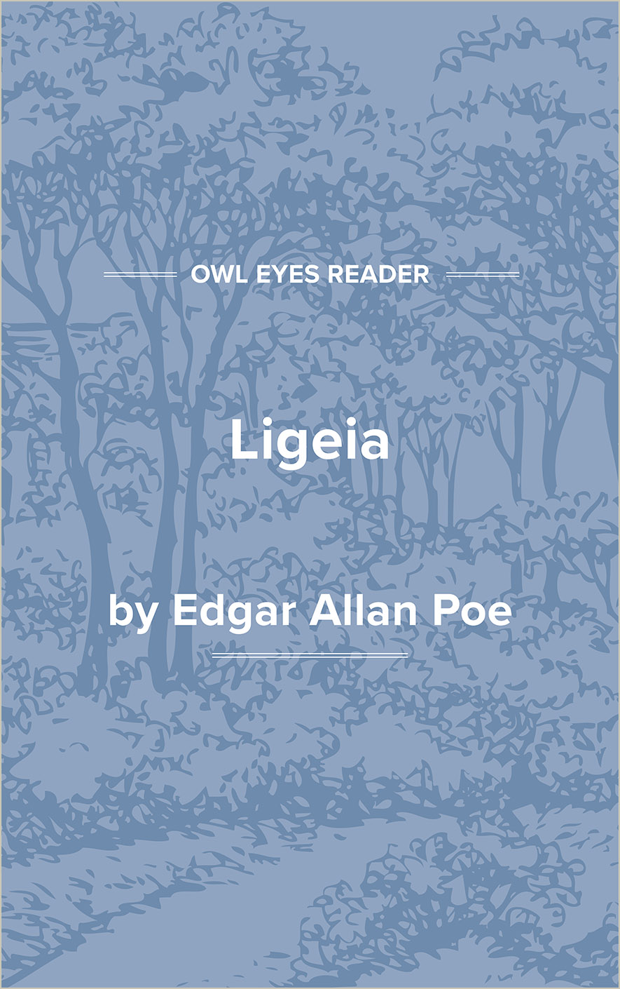 Ligeia Cover Image