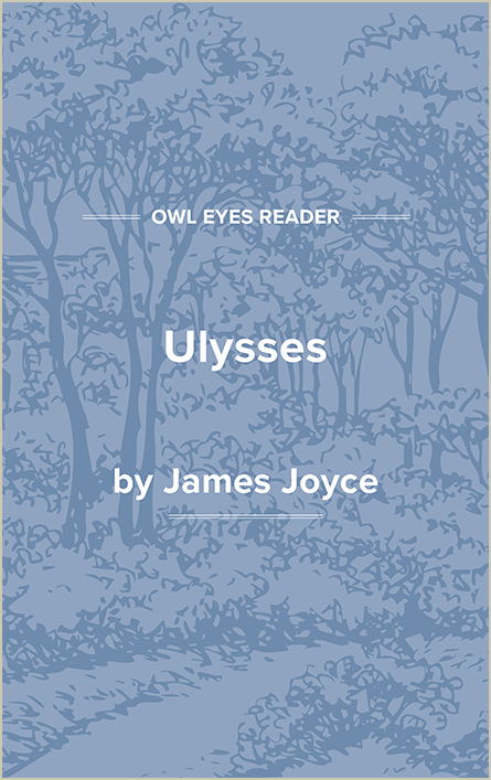 ed90f8be6c0 Ulysses Full Text - Episode 15:
