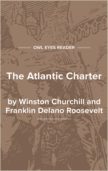 The Atlantic Charter Cover Image