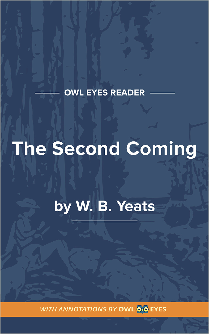 The Second Coming Cover Image