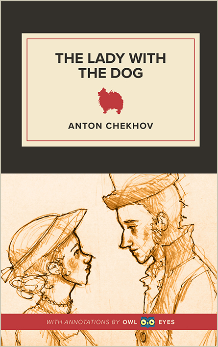 The Lady with the Dog Cover Image