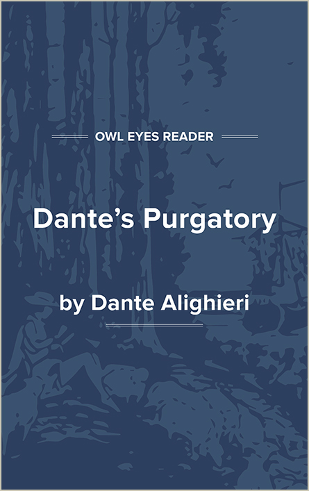 Dante's Purgatory Cover Image