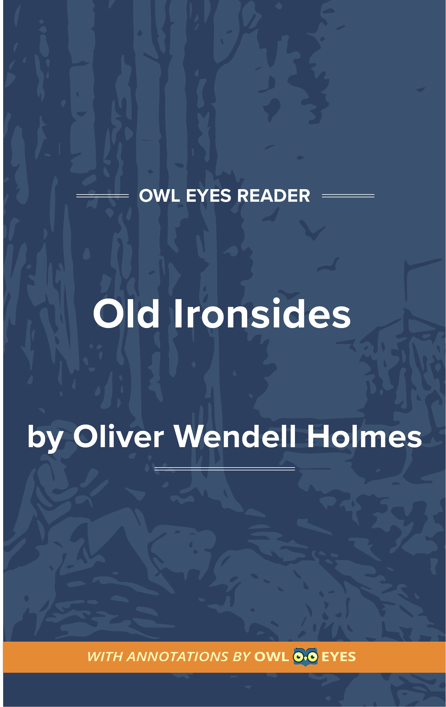 Old Ironsides Cover Image