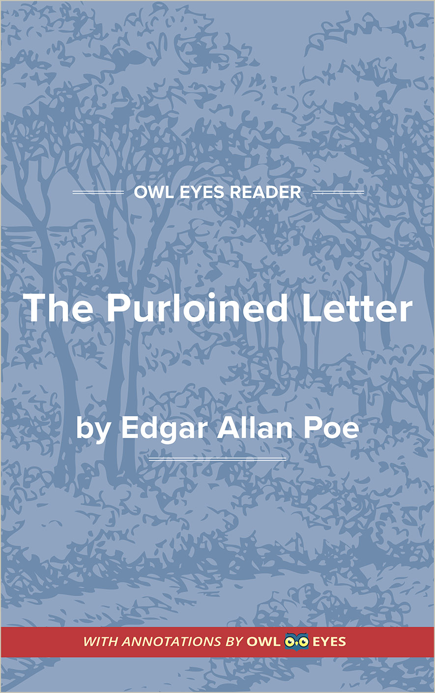 The Purloined Letter Cover Image