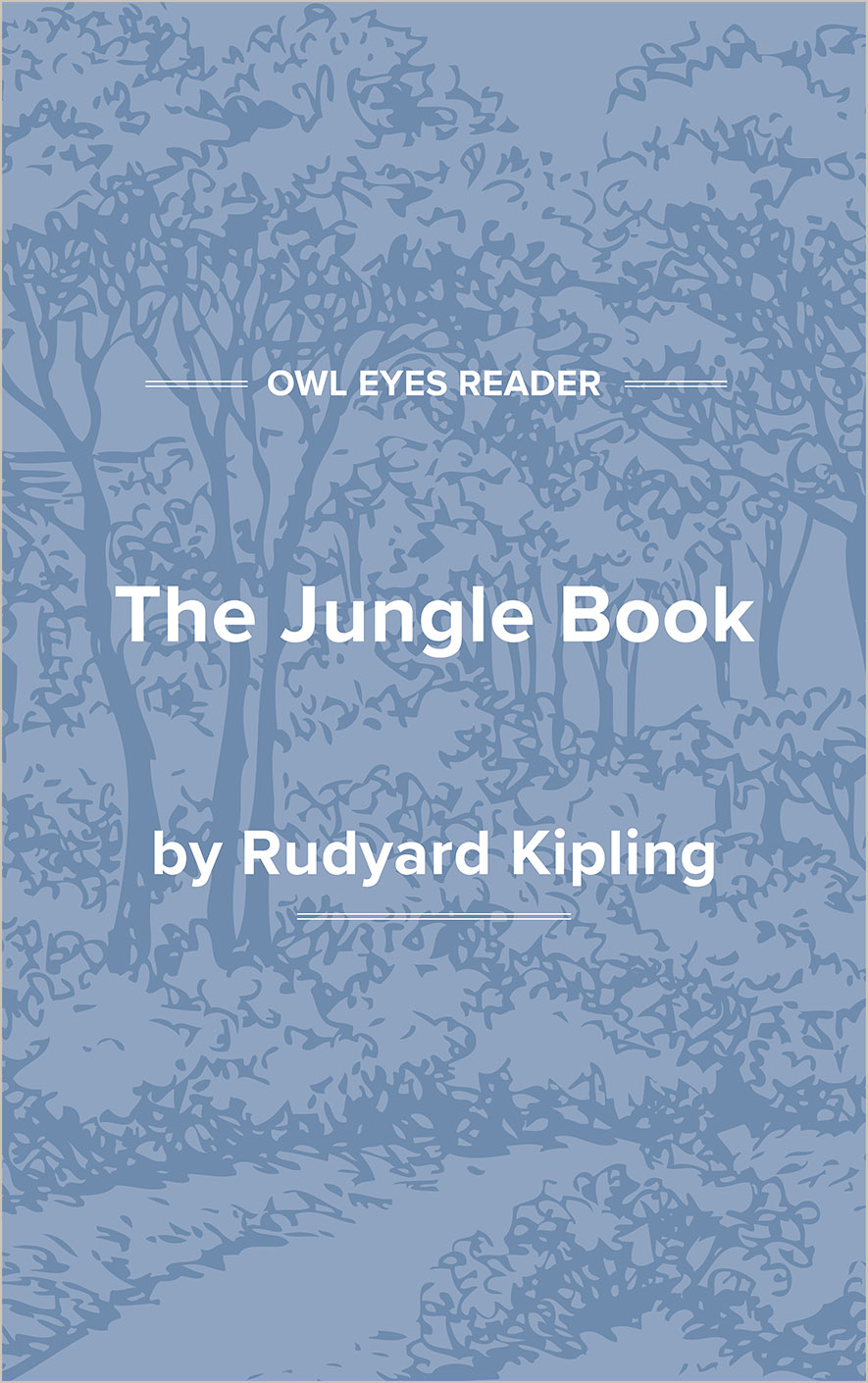 The Jungle Book Cover Image