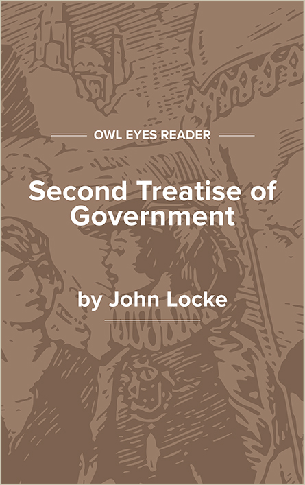 Second Treatise of Government Cover Image