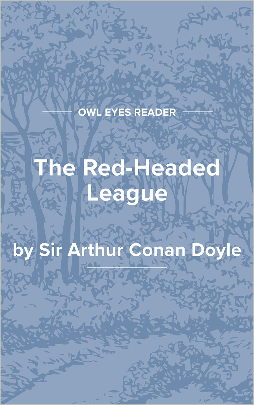 The Red-Headed League Cover Image