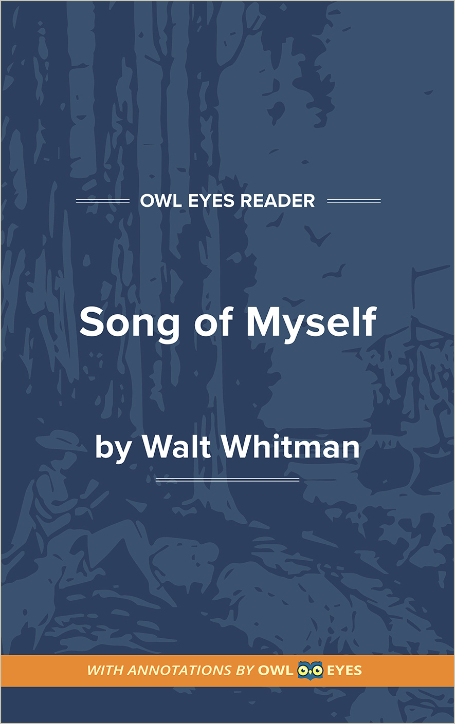 Song of Myself Cover Image