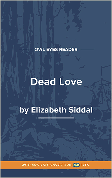 Dead Love Cover Image