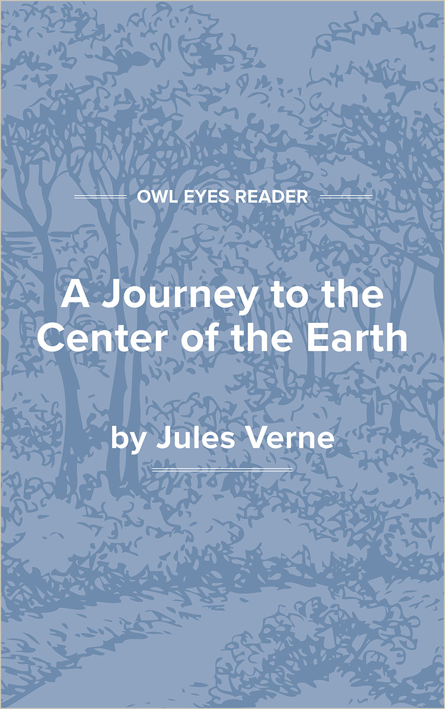 A Journey to the Center of the Earth Cover Image