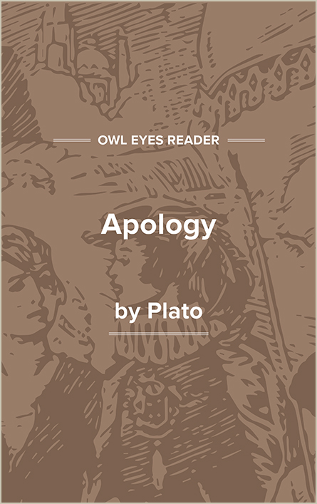 Apology Cover Image