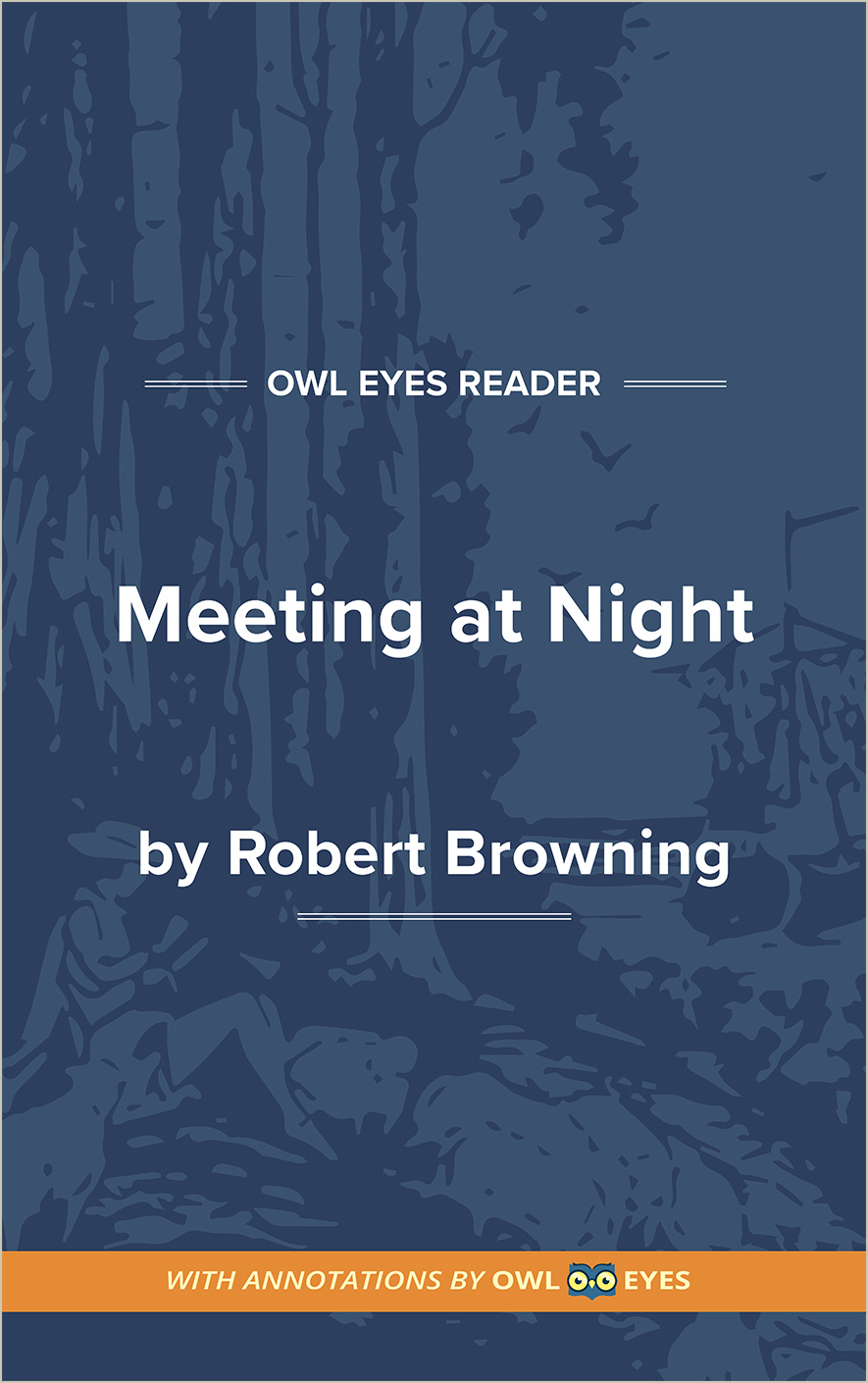 Meeting at Night Cover Image