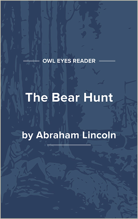 The Bear Hunt Cover Image