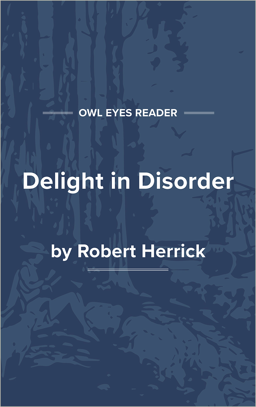 Delight in Disorder Cover Image