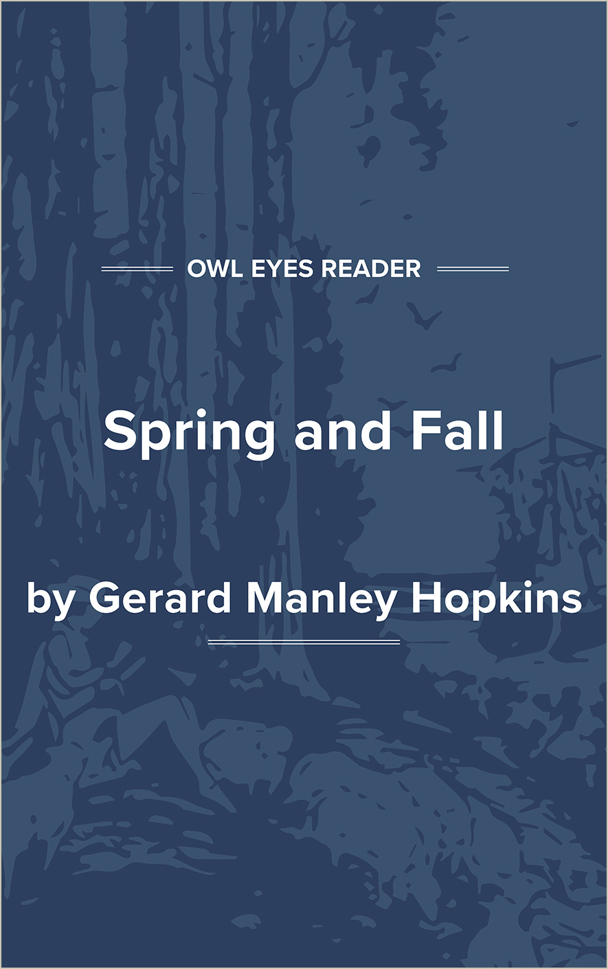 Spring and Fall Cover Image
