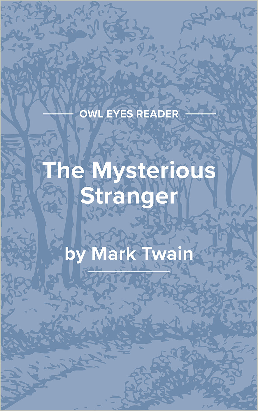 The Mysterious Stranger Cover Image