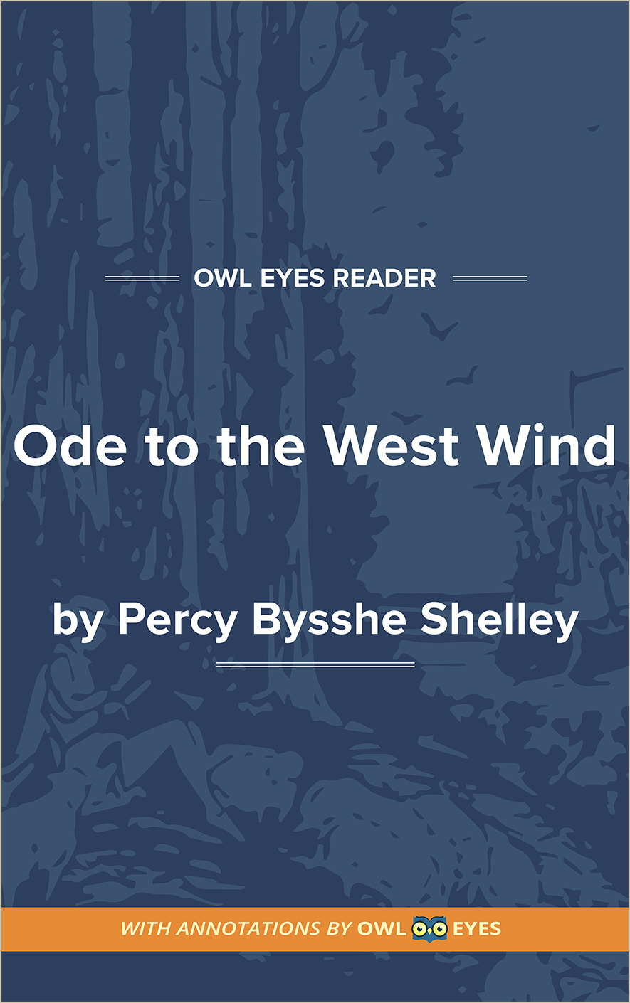 Ode to the West Wind Cover Image