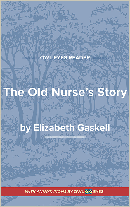 The Old Nurse's Story Cover Image