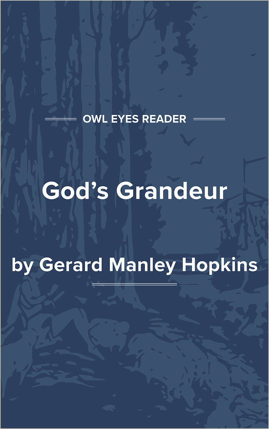 God's Grandeur Cover Image