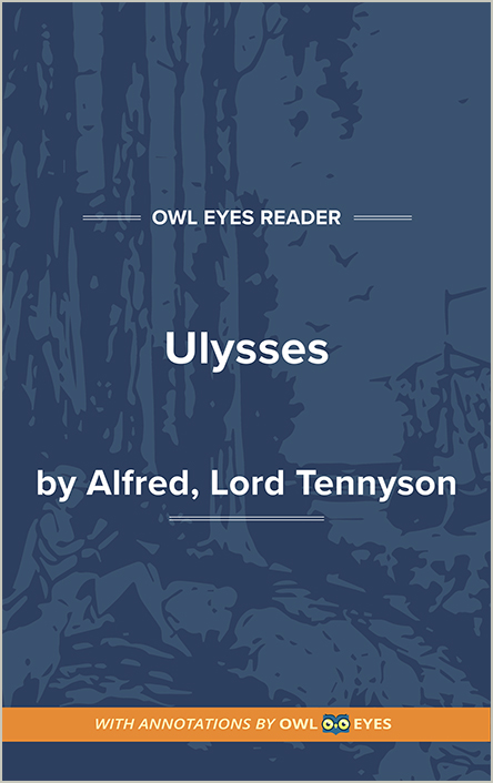 Ulysses Cover Image