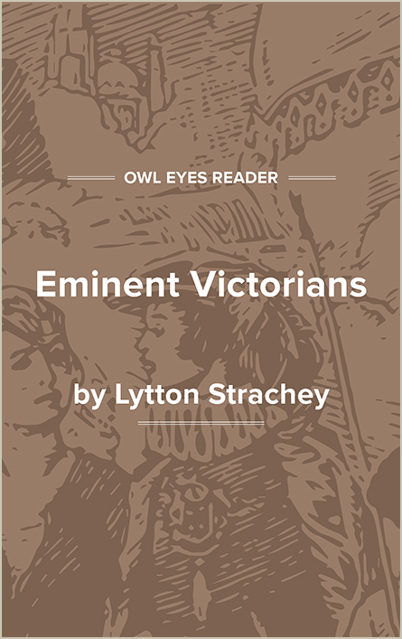 Eminent Victorians Cover Image