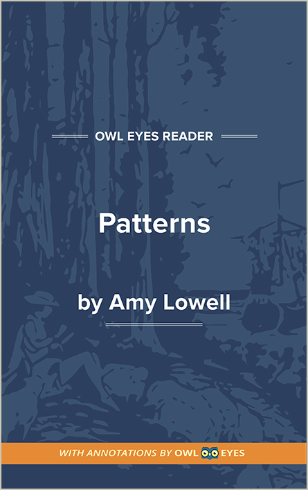 Patterns  Cover Image