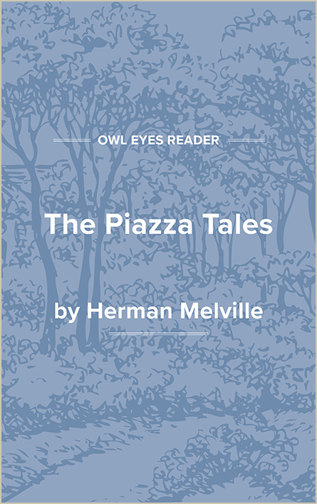 The Piazza Tales Cover Image