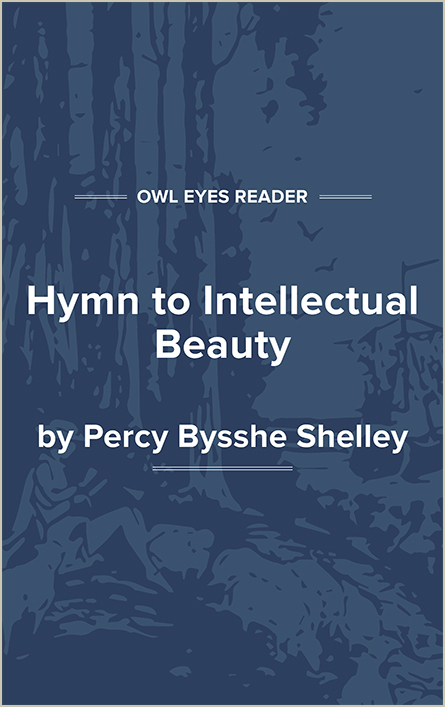 Hymn to Intellectual Beauty Cover Image