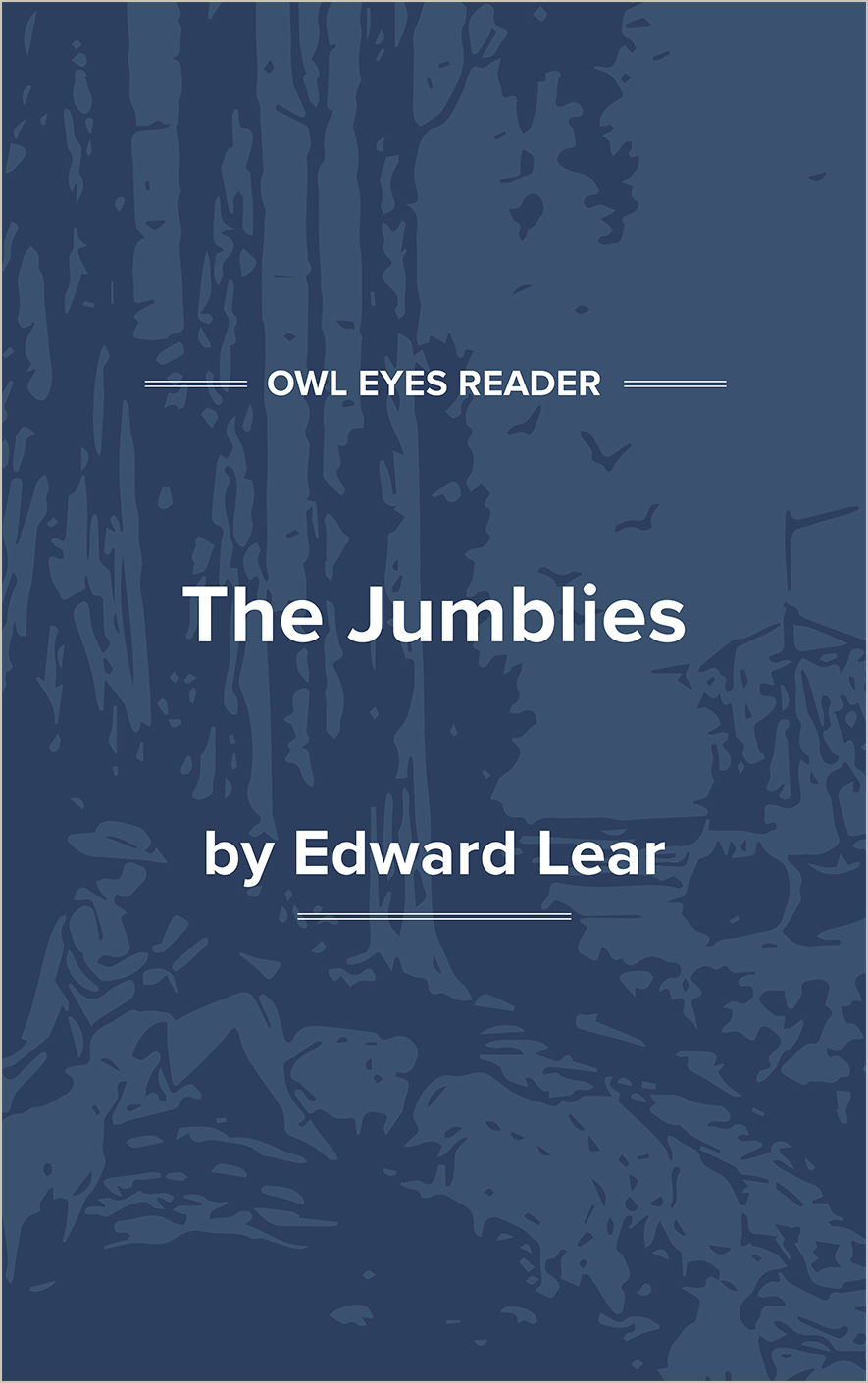 The Jumblies Cover Image