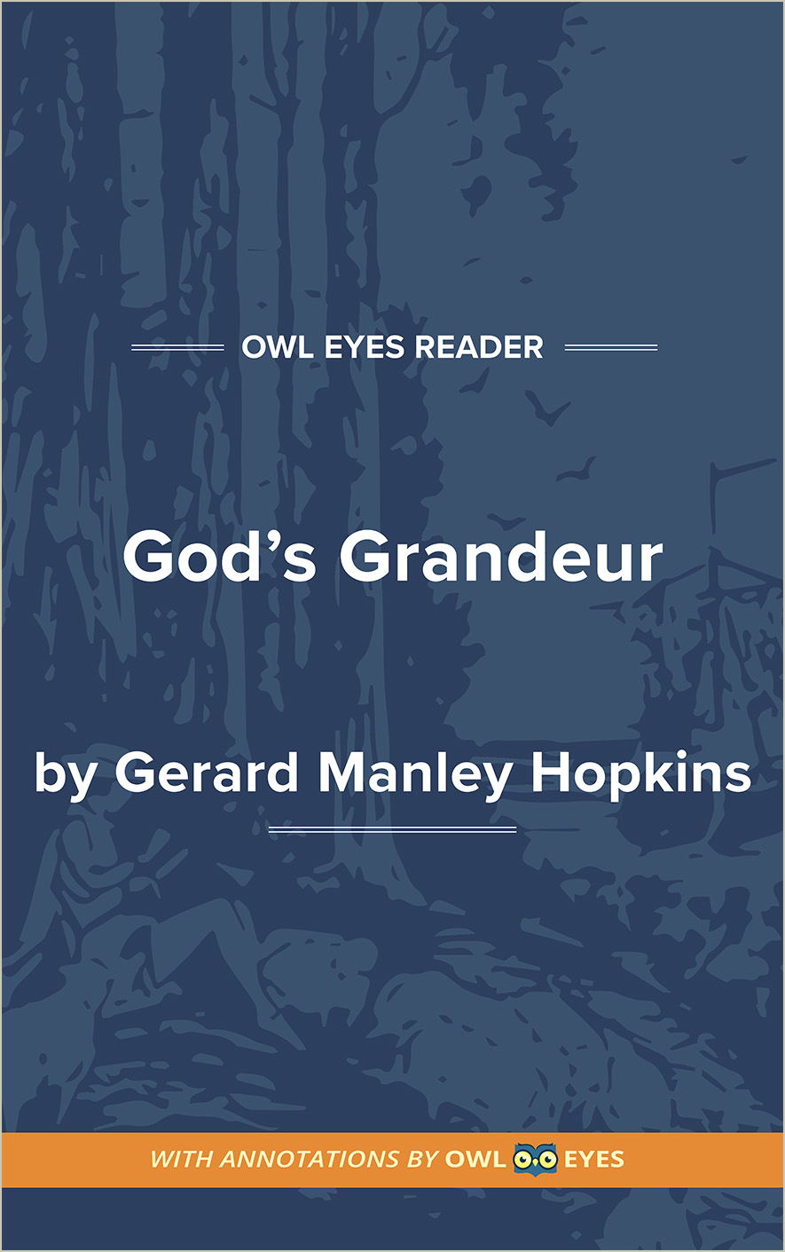 God's Grandeur Cover Image