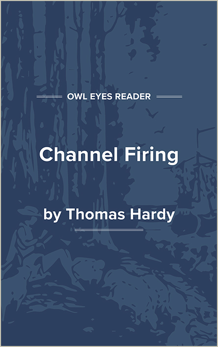 Channel Firing Cover Image