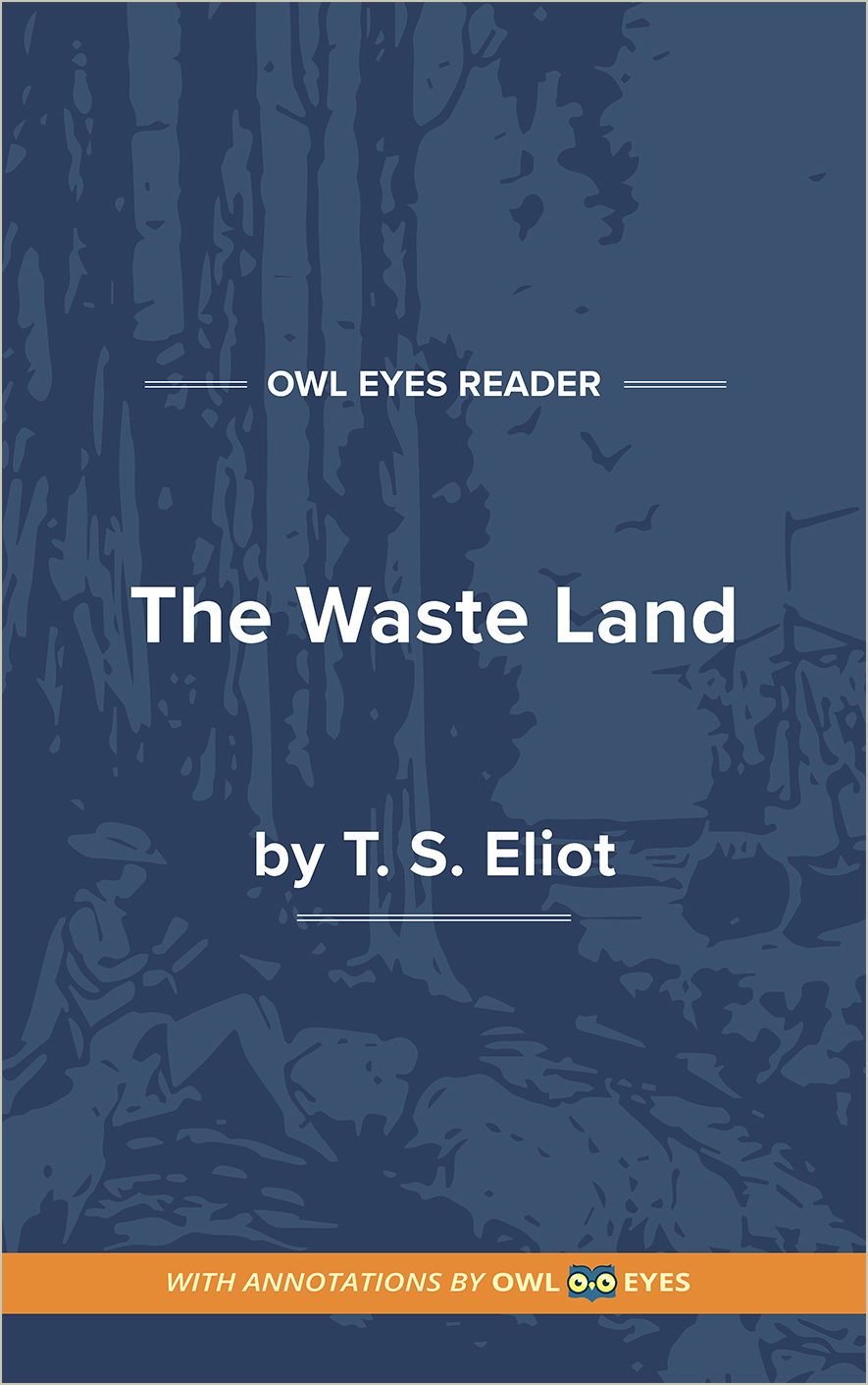 The Waste Land Cover Image