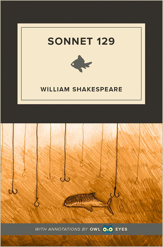 Sonnet 129 Cover Image