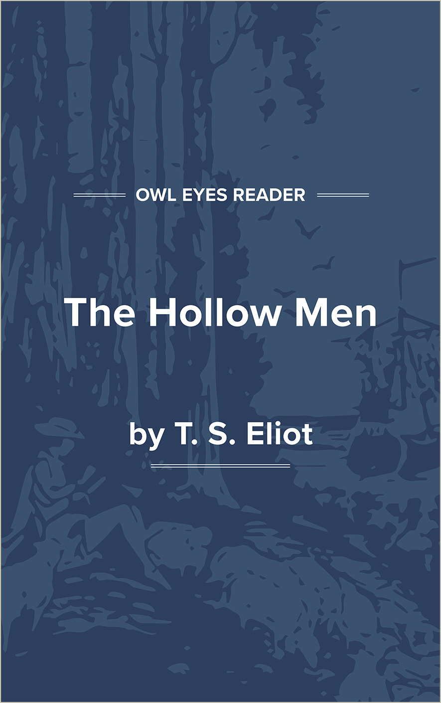 The Hollow Men Cover Image
