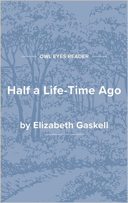 Half a Life-Time Ago Cover Image