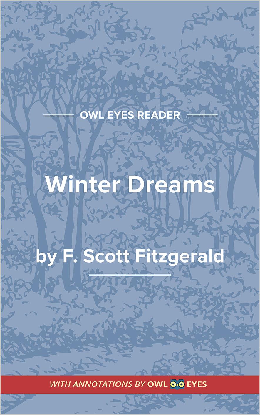 Winter Dreams Cover Image